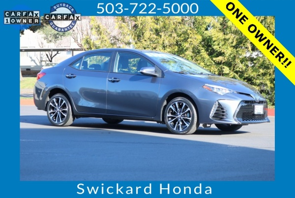 2017 Toyota Corolla in Gladstone, OR