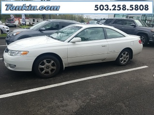 2000 Toyota Camry Solara Se V6 Coupe Manual For In Gladstone Or