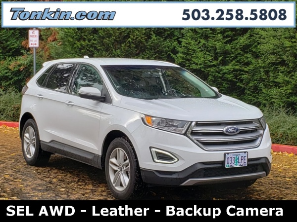 2017 Ford Edge in Gladstone, OR