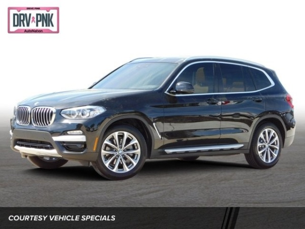 2019 Bmw X3 Sdrive30i For Sale In The Woodlands Tx Truecar