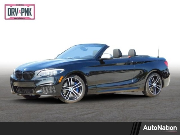 Bmw The Woodlands >> 2019 Bmw 2 Series M240i Convertible For Sale In The