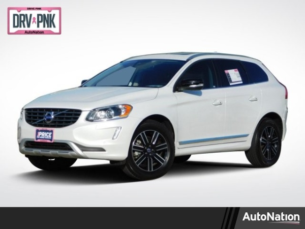 Volvo Of The Woodlands >> 2017 Volvo Xc60 T5 Awd Dynamic For Sale In The Woodlands Tx