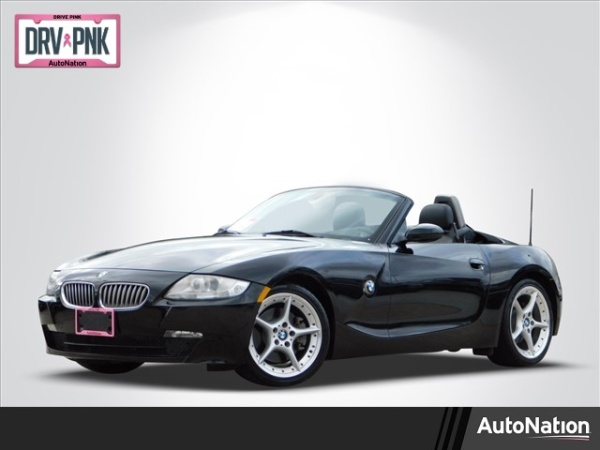 2006 BMW Z4 in The Woodlands, TX