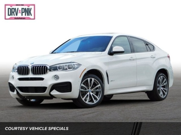 2019 Bmw X6 Xdrive50i Awd For Sale In The Woodlands Tx Truecar