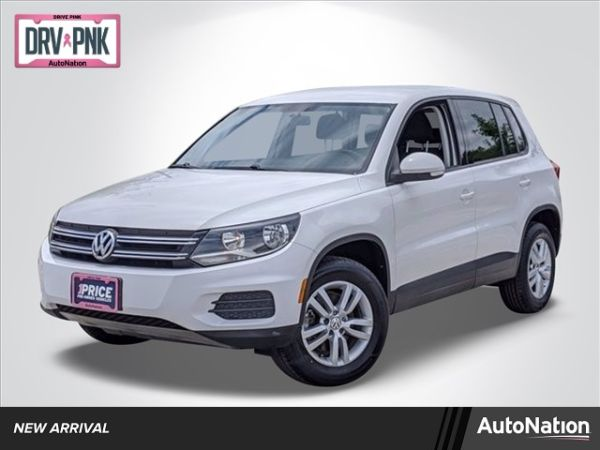 2013 Volkswagen Tiguan in The Woodlands, TX
