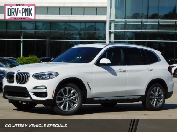 Bmw The Woodlands >> 2019 Bmw X3 Sdrive30i Rwd For Sale In The Woodlands Tx