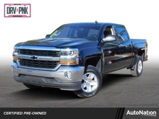 Used 2017 Chevrolet Silverado 1500 For Sale 2 942 Used 2017