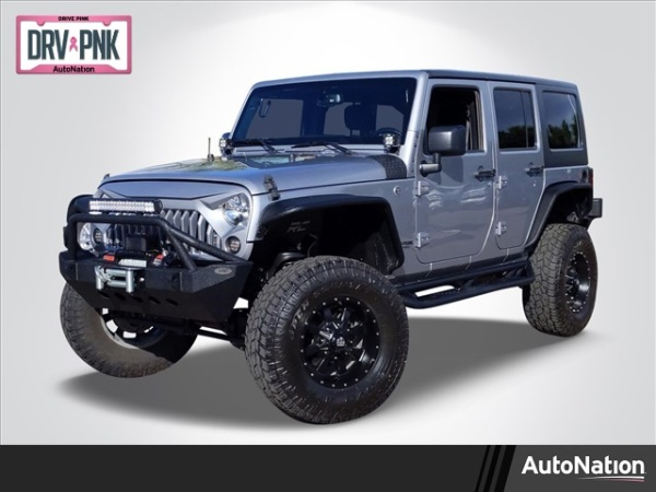 2018 Jeep Wrangler in Gilbert, AZ