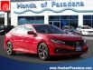 2019 Honda Civic Sport Sedan CVT for Sale in Pasadena, CA