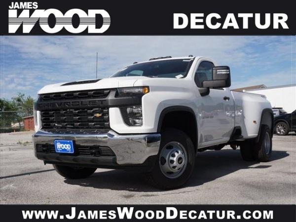 2020 Chevrolet Silverado 3500HD in Decatur, TX