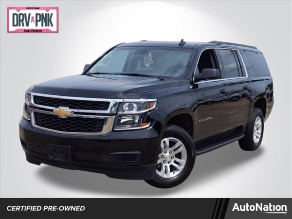 2019 Chevrolet Suburban in Houston, TX