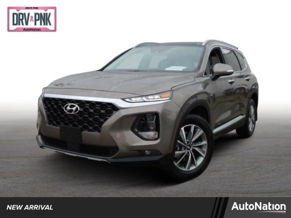 2019 Hyundai Santa Fe Limited