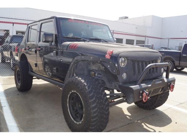 2014 Jeep Wrangler in Plano, TX