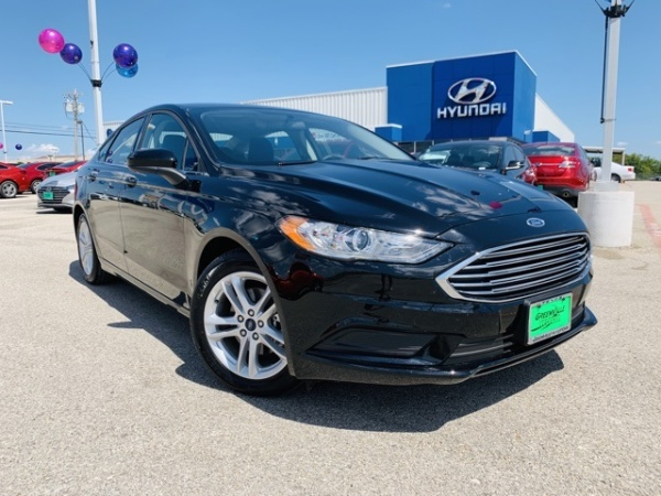 2018 Ford Fusion in Greenville, TX