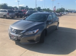 Used 2017 Nissan Altima 2.5 S For Sale In Greenville, TX