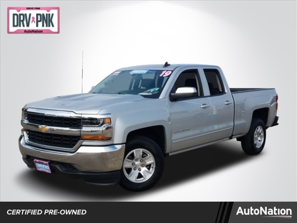2019 Chevrolet Silverado 1500 LD in Houston, TX