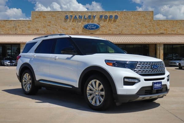 2020 Ford Explorer in Pilot Point, TX