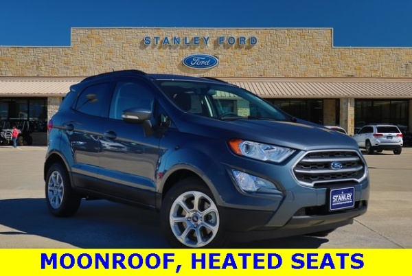 2019 Ford EcoSport in Pilot Point, TX