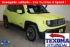 2018 Jeep Renegade Latitude FWD for Sale in Sherman, TX