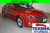2020 Hyundai Elantra SEL 2.0L CVT for Sale in Sherman, TX