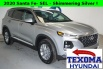 2020 Hyundai Santa Fe SEL 2.4L FWD for Sale in Sherman, TX