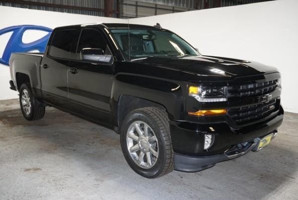 2018 Chevrolet Silverado 1500 in Sherman, TX