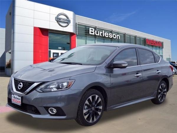 2019 Nissan Sentra in Burleson, TX