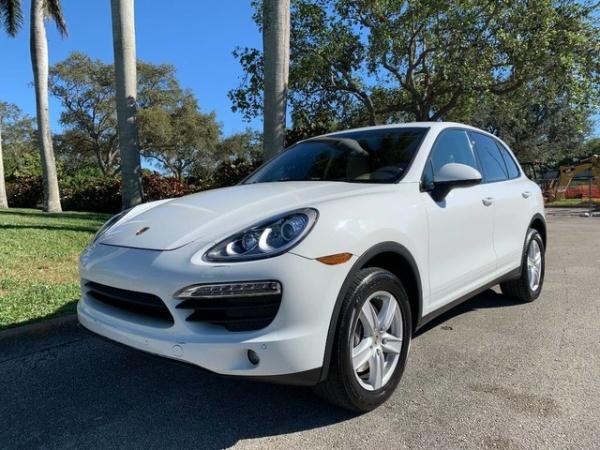 2012 Porsche Cayenne in Hollywood, FL