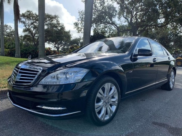 2010 Mercedes-Benz S-Class in Hollywood, FL