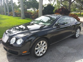 2006 Bentley Continental Gt W12 For In Hollywood Fl
