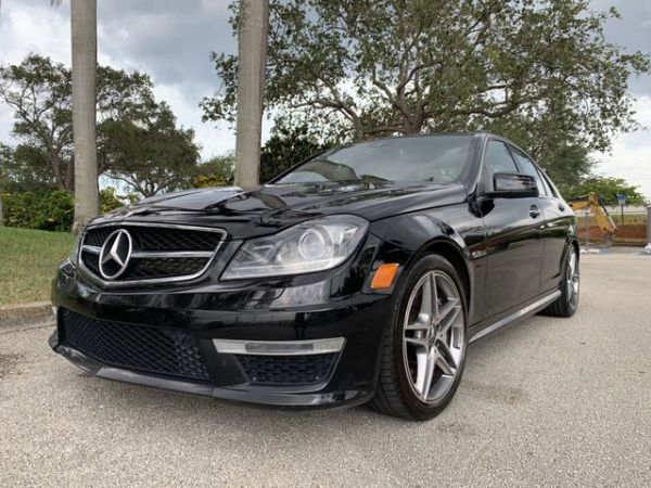 2014 Mercedes-Benz C-Class in Hollywood, FL