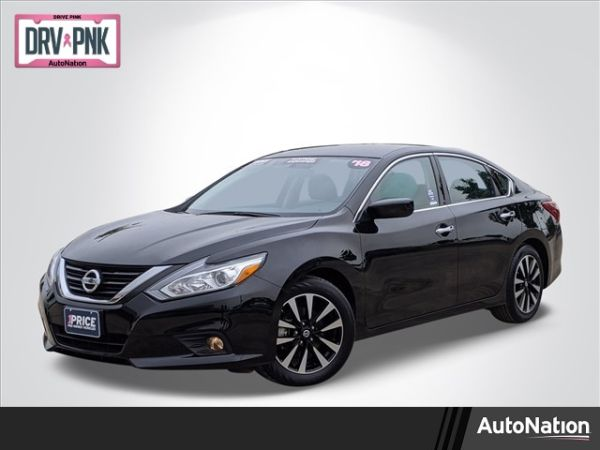 2018 Nissan Altima in Houston, TX