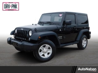Awesome Used 2015 Jeep Wrangler Sport For Sale In Houston, TX