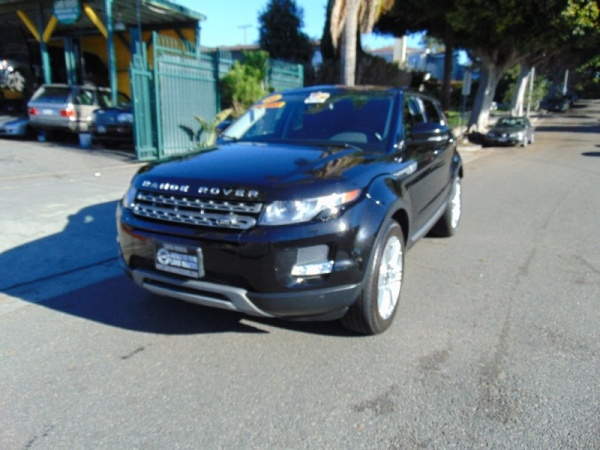 2013 Land Rover Range Rover Evoque in Santa Monica, CA