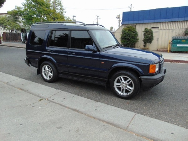 2001 Land Rover Discovery Series II in Santa Monica, CA