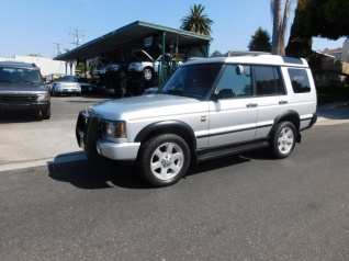 Used Land Rovers For Sale >> Used Land Rover Discoverys For Sale Truecar