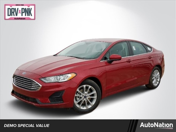 2020 Ford Fusion in Katy, TX