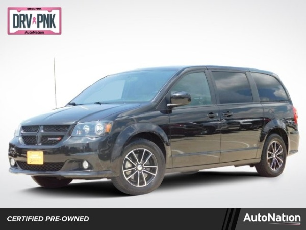 2018 Dodge Grand Caravan in Houston, TX