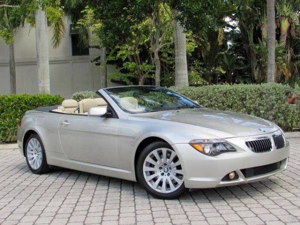 2004 BMW 6 Series in Fort Myers, FL