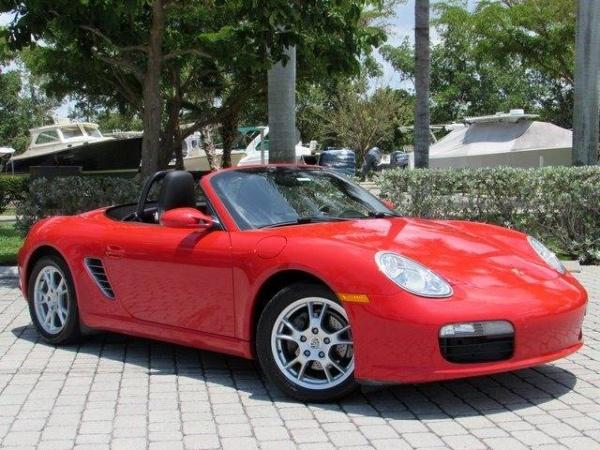Porsche Fort Myers >> 2006 Porsche Boxster Roadster For Sale In Fort Myers Fl Truecar