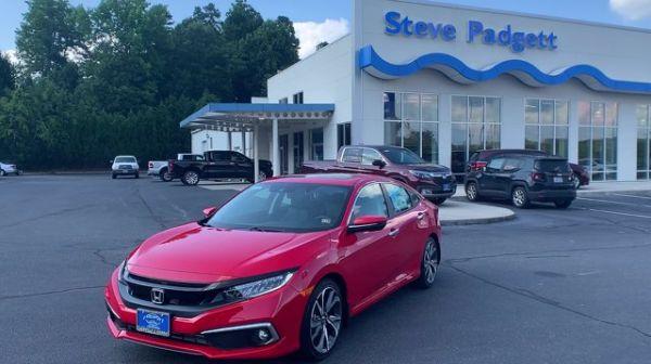 2020 Honda Civic in Danville, VA