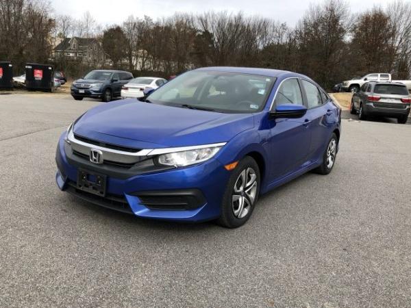 2017 Honda Civic in Danville, VA