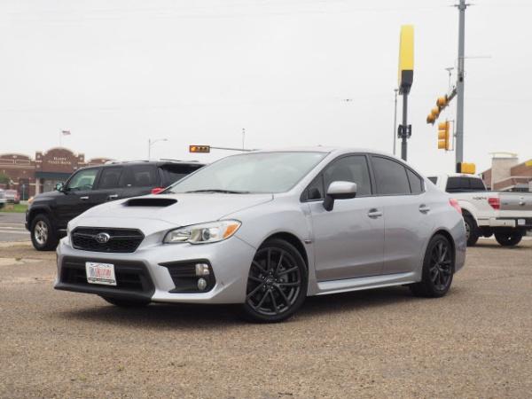 2018 Subaru WRX in Pampa, TX