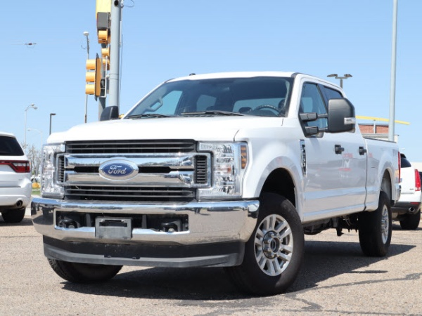 2018 Ford Super Duty F-250 in Pampa, TX