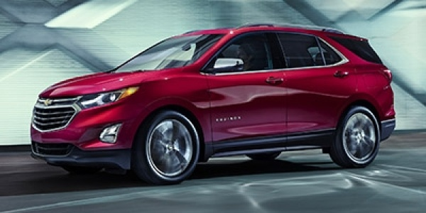2020 Chevrolet Equinox in Shelby, NC