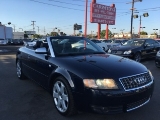 2005 Audi S4 Cabriolet Quattro Automatic For In Inglewood Ca
