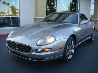 2003 maserati coupe gt for sale