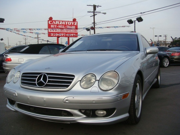 Used mercedes benz cl for sale in oxnard ca u s news for Oxnard mercedes benz used cars