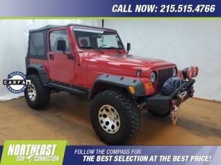 2001 jeep wrangler sport for sale in philadelphia, pa