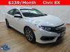 2017 Honda Civic EX Sedan CVT for Sale in Philadelphia, PA